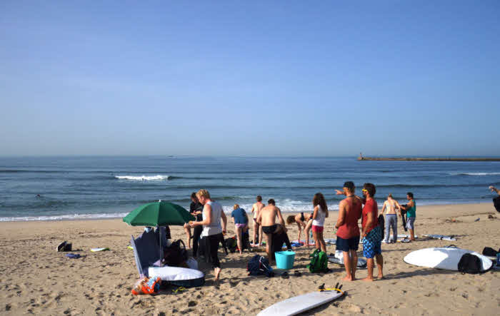 Surfkurse Porto
