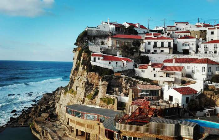 Surfurlaub Kletterurlaub Portugal