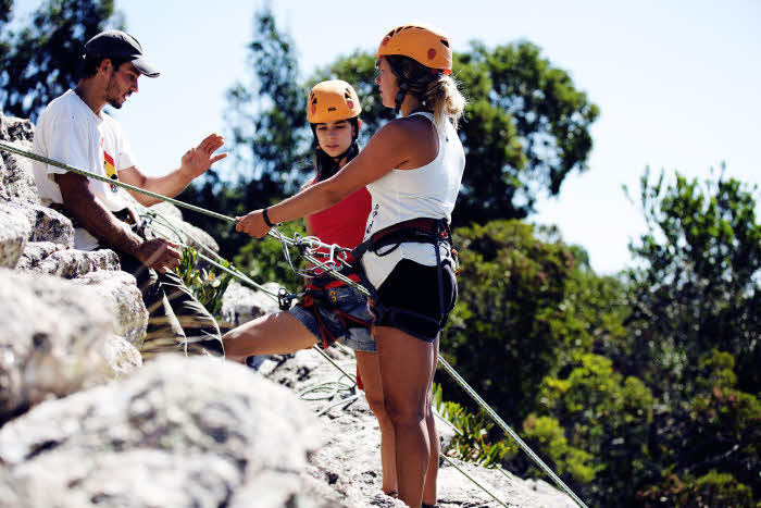 Kletterkurs Sintra