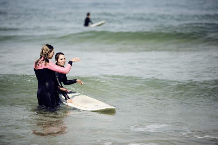 Surfkurs Praia Grande