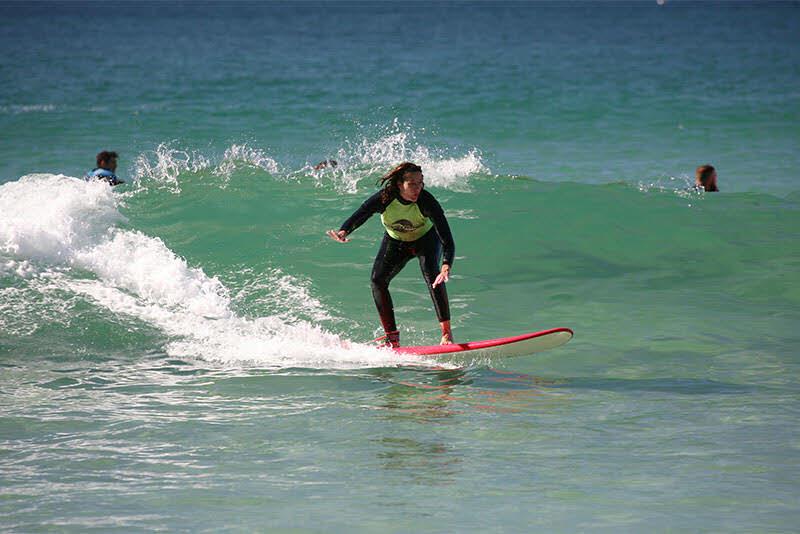 Surfschule in Sagres