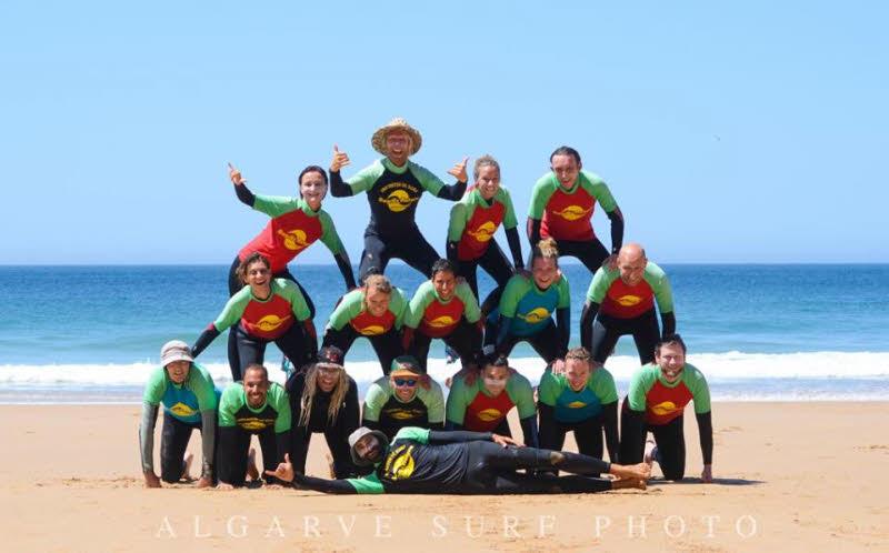 Surfcamp Sagres