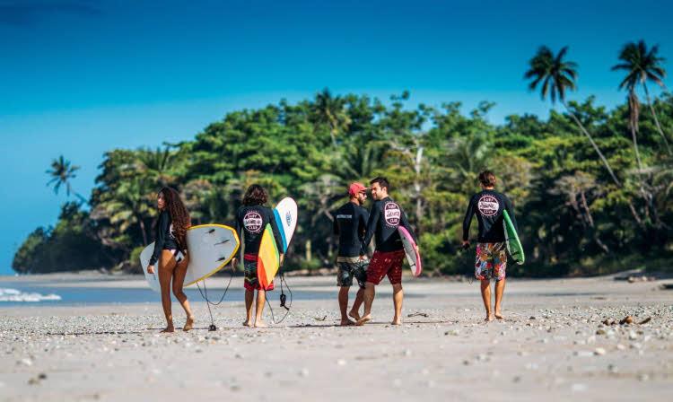 Surf Guiding Santa Teresa