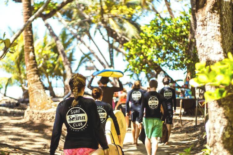 Surfkurs Santa Teresa