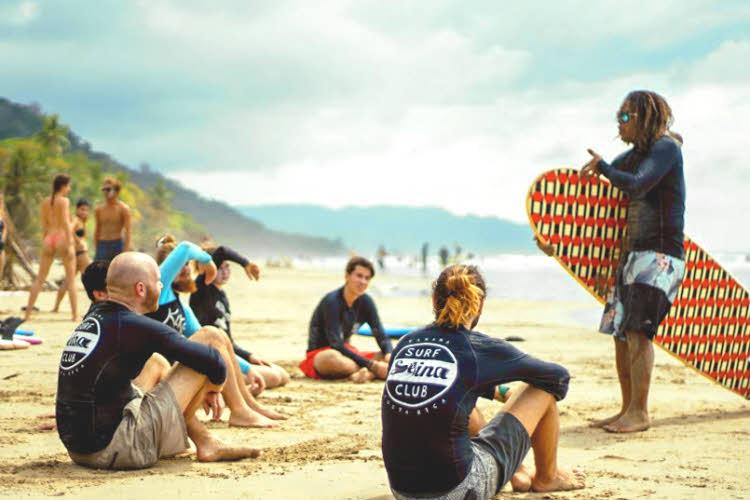 Surfschule Santa Teresa