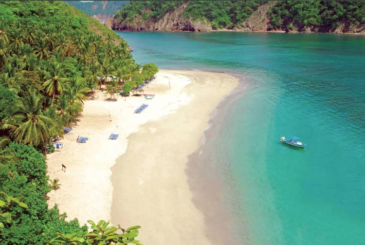 Trip zu den Tortuga Inseln