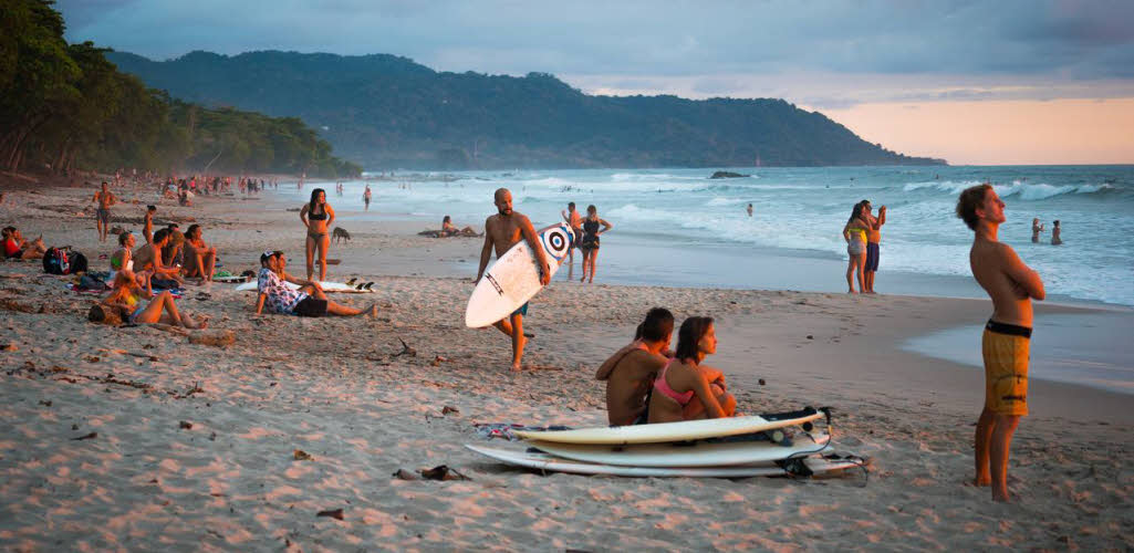 Costa Rica Surfcamp