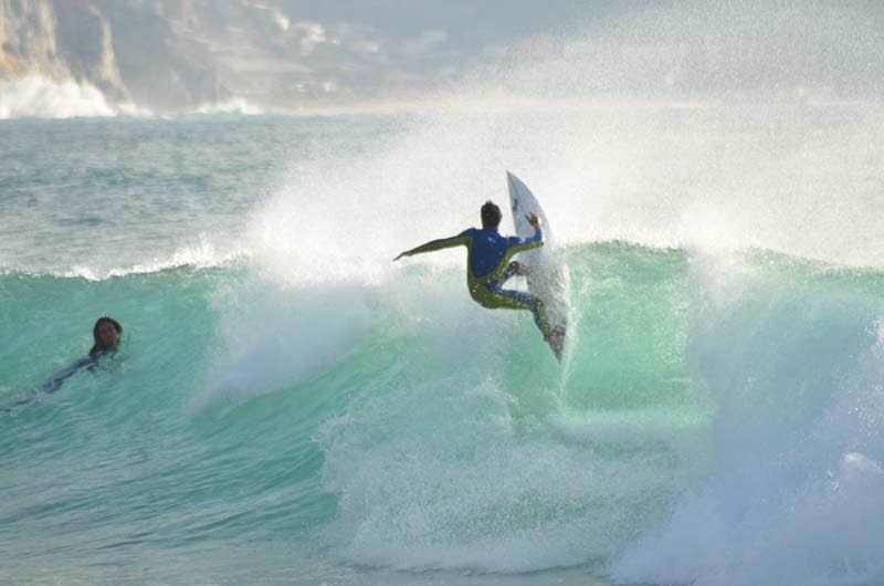Surfspot Sardinien