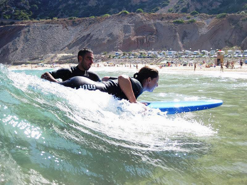 Surfcamp Sardinien