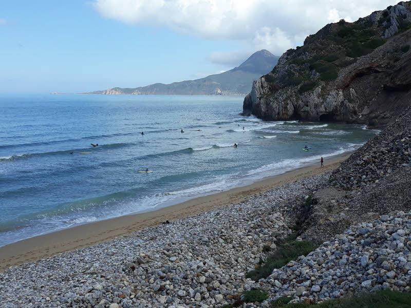 Surfschule Sardinien