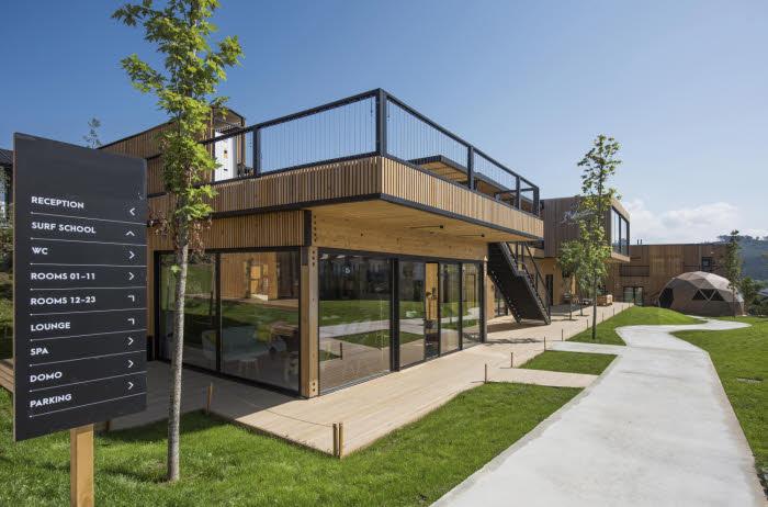 Eco Surf House