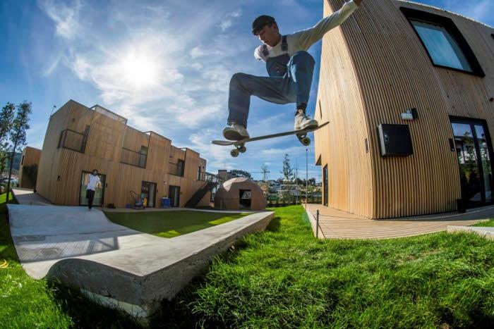Skate Rampe