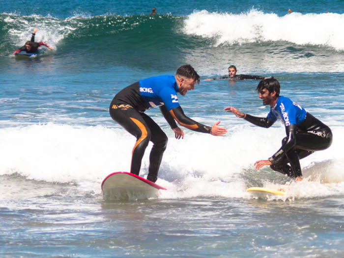Sopela Surfschule