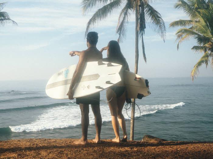 Surfen Sri Lanka