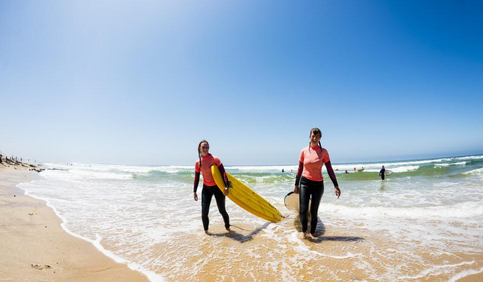 Ericeira Surfkurs Portugal