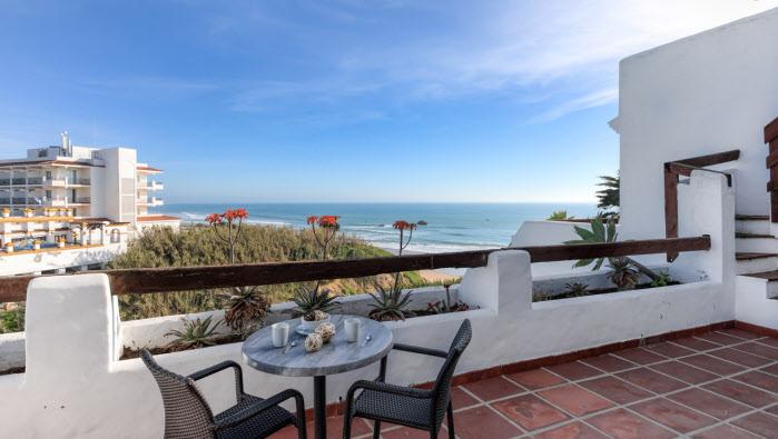 Beach Apartments mit Meerblick
