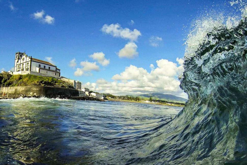 Surfcamp Azoren