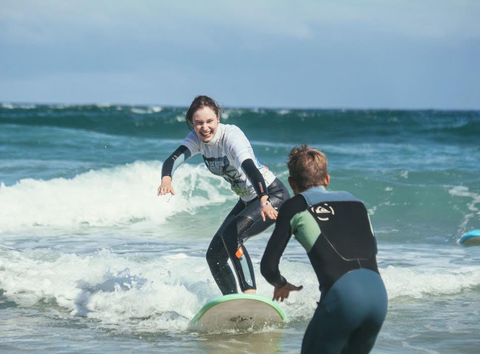 Surfkurs Oyambre