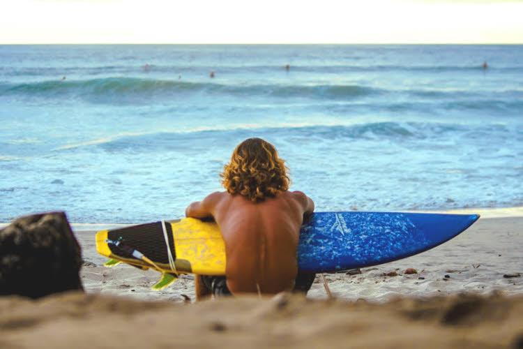 Surfen in Santa Teresa