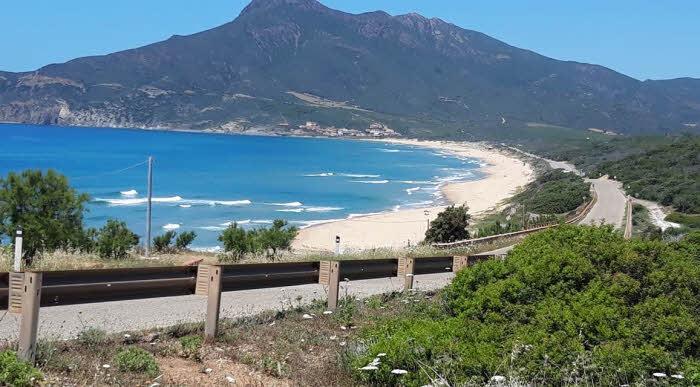 Surfspot auf Sardinien