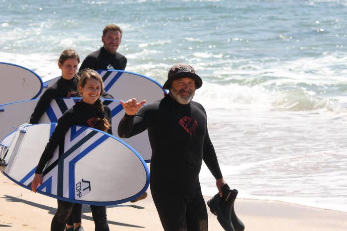Surfkurse Ericeira
