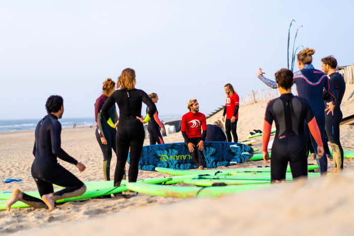 Surfschule Holland