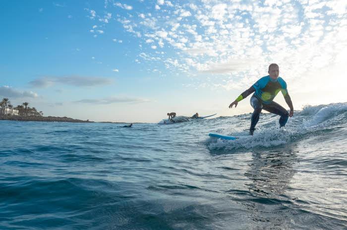 Teneriffa Surfkurs