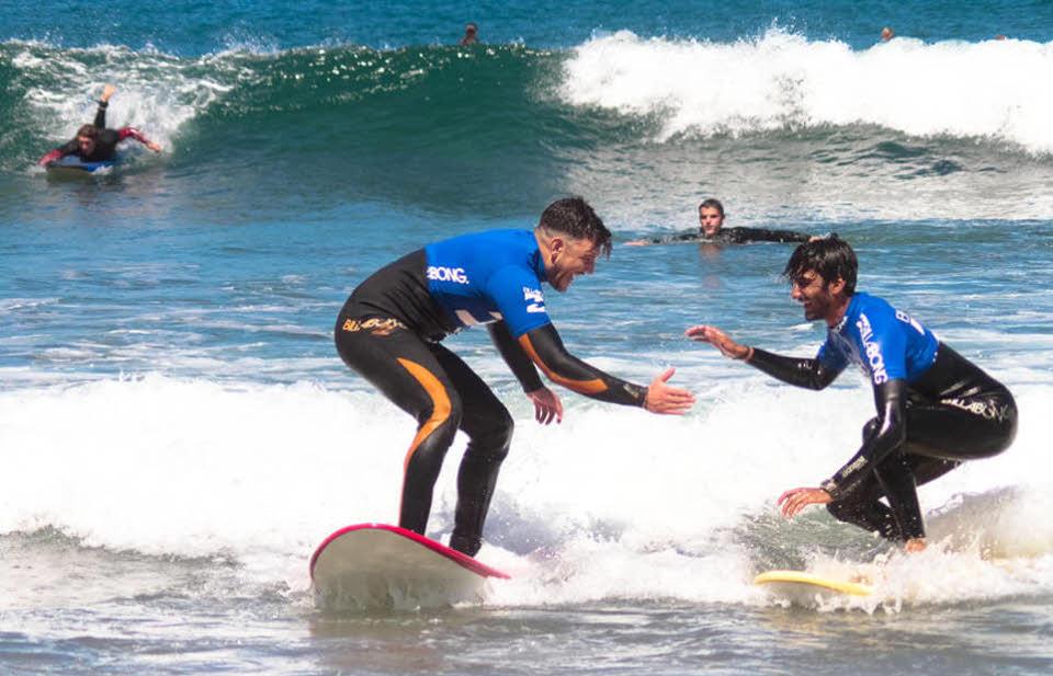 Bilbao Surfschule