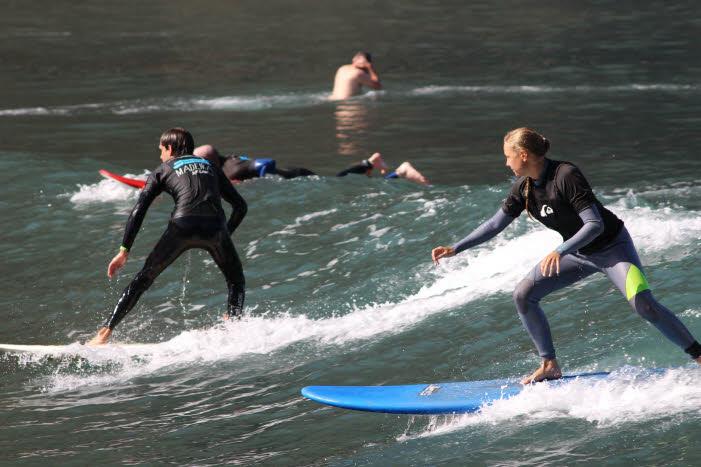 Surfschule Porto da Cruz