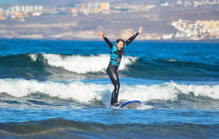 Surfen Las Americas