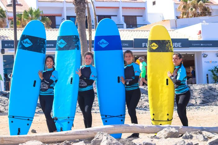 Surfen Teneriffa