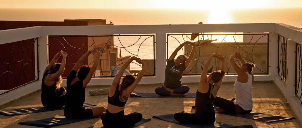Yoga Marokko