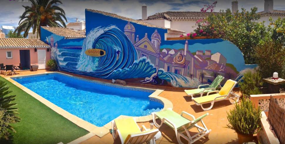 Surfen lernen Portugal
