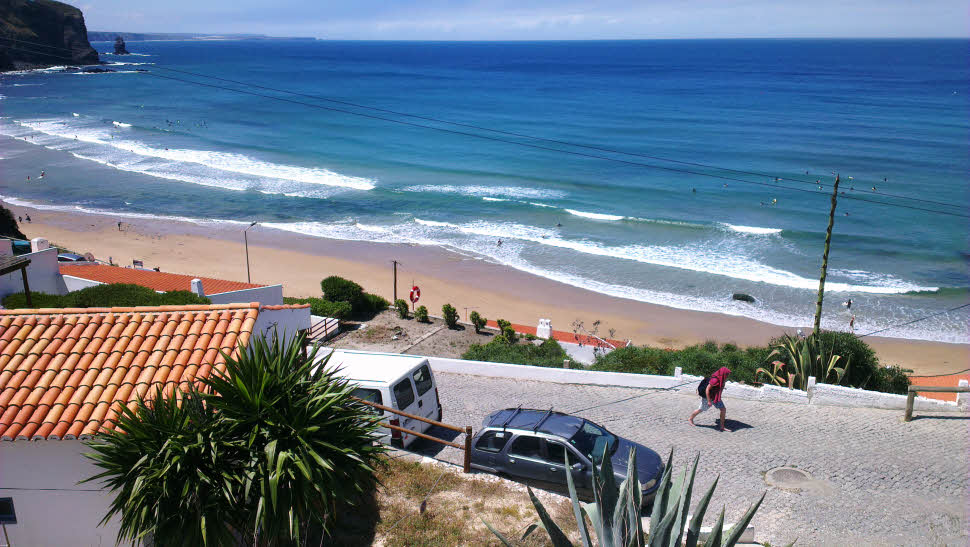 Surfurlaub Portugal