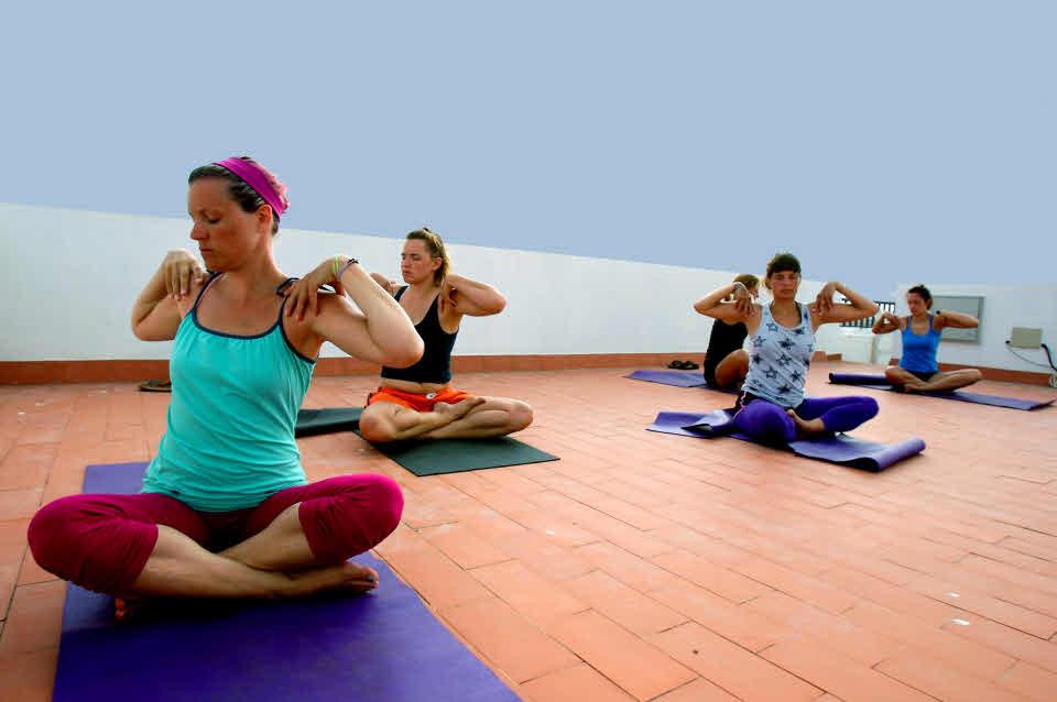 Yoga Famara