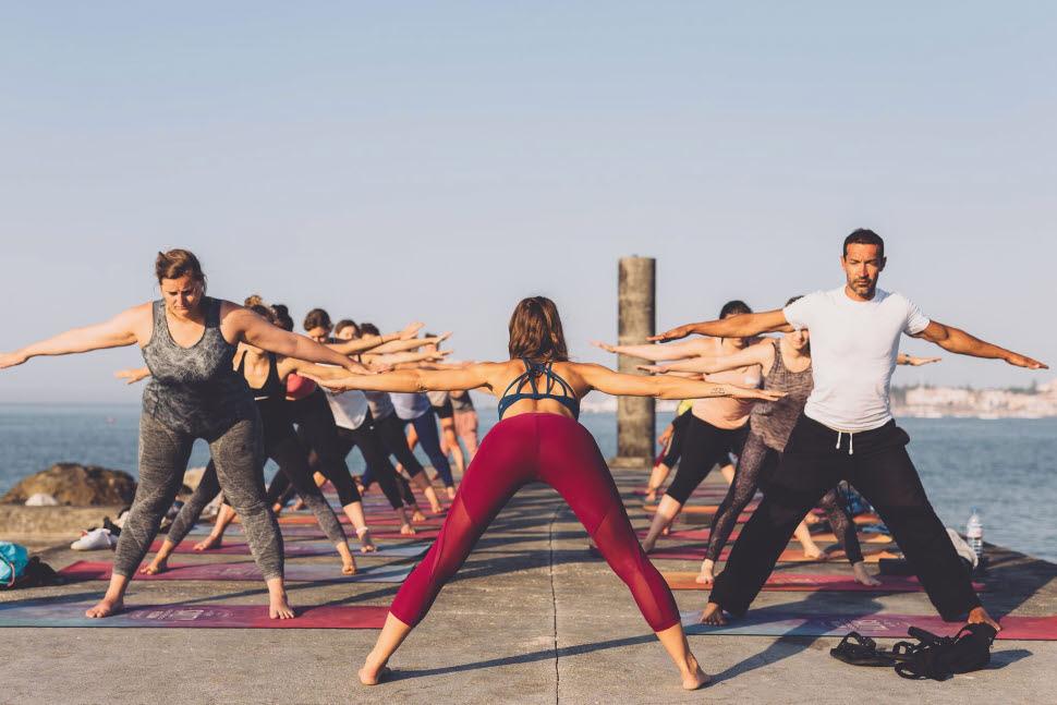 Yoga Surf Cascais