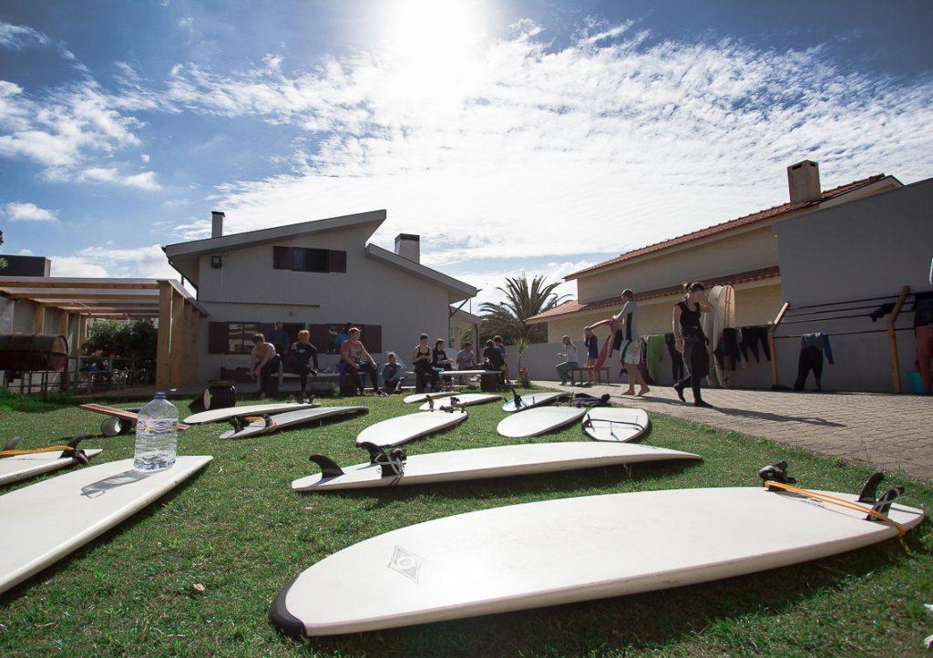 Surfcamp Esmoriz