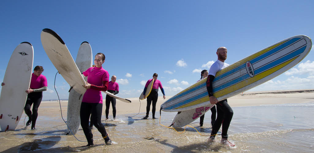 Surfcamp Esmoriz Nordportugal