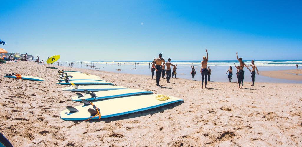 Surfcamp Areia Branca