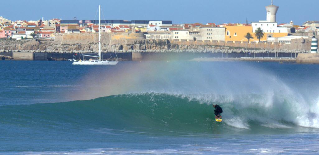 Surfcamp Peniche Surfkurse