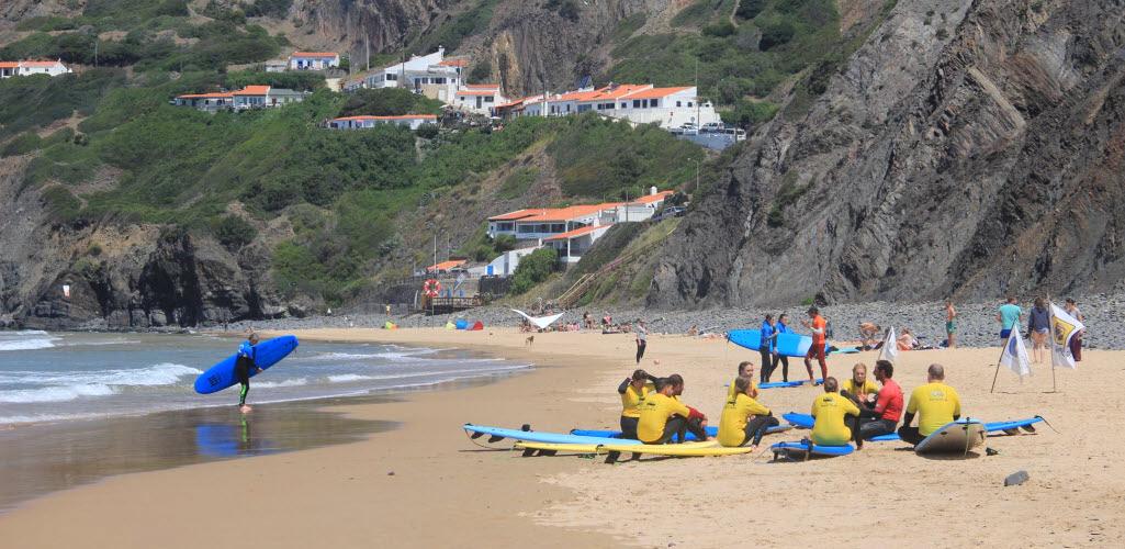 Surfcamp Arrifana Surfschule