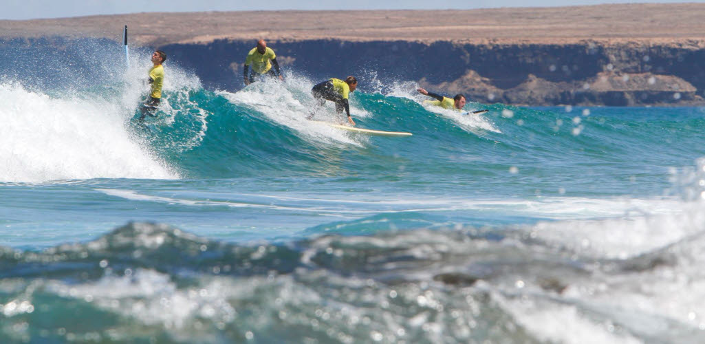 Surfcamp Corralejo Surfschule