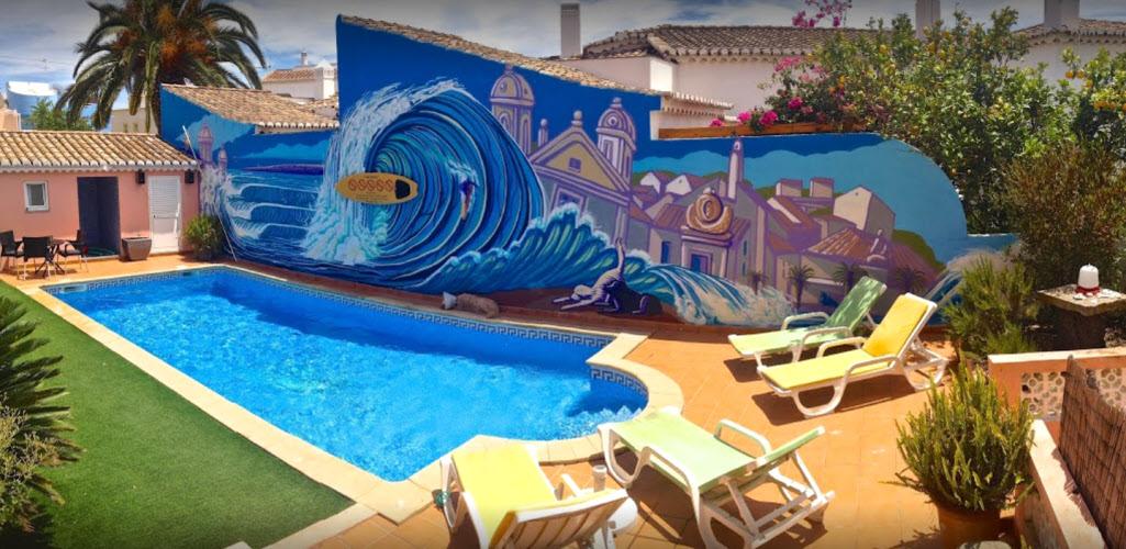 Surfcamp Lagos Surfschule