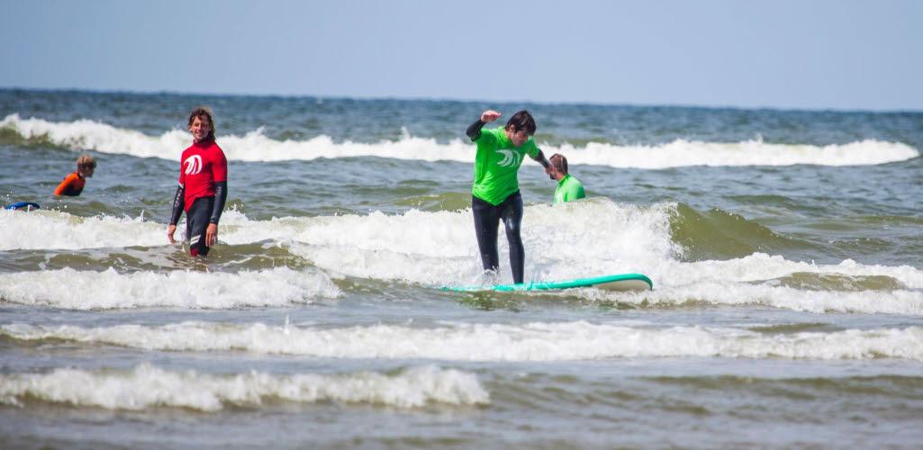 Surfcamp Holland Zandvoort