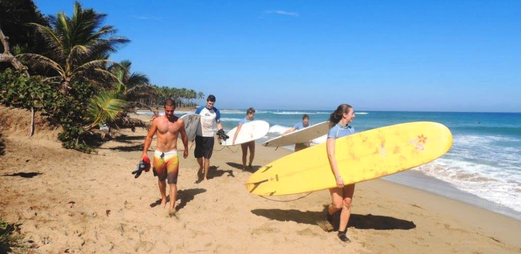 Surfcamp Cabarete Dom. Republik