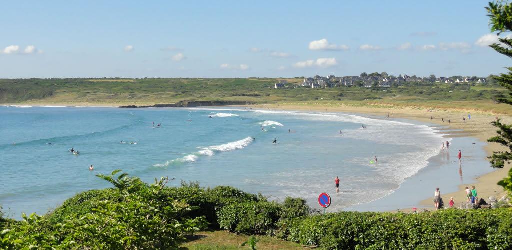 Familien Surfcamp Bretagne