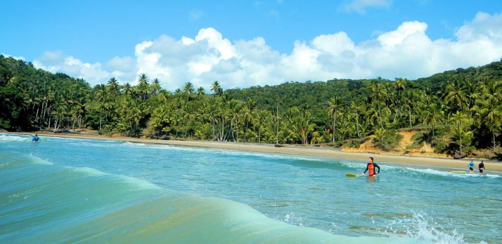 Surfcamp Brasilien Itacare