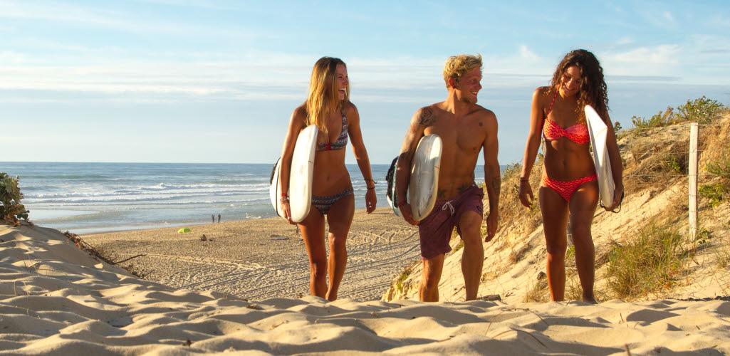 Surfcamp Moliets Frankreich