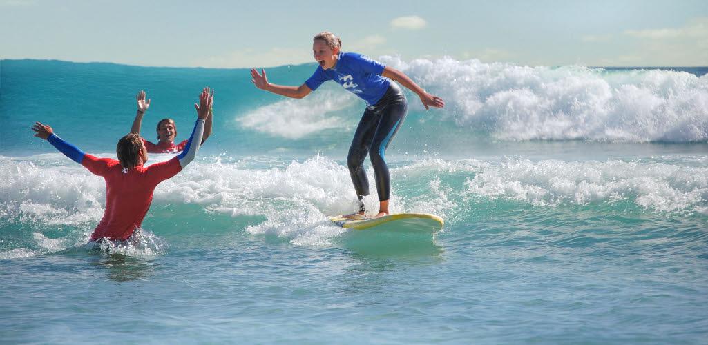 Surfschule Jandia Surfkurse