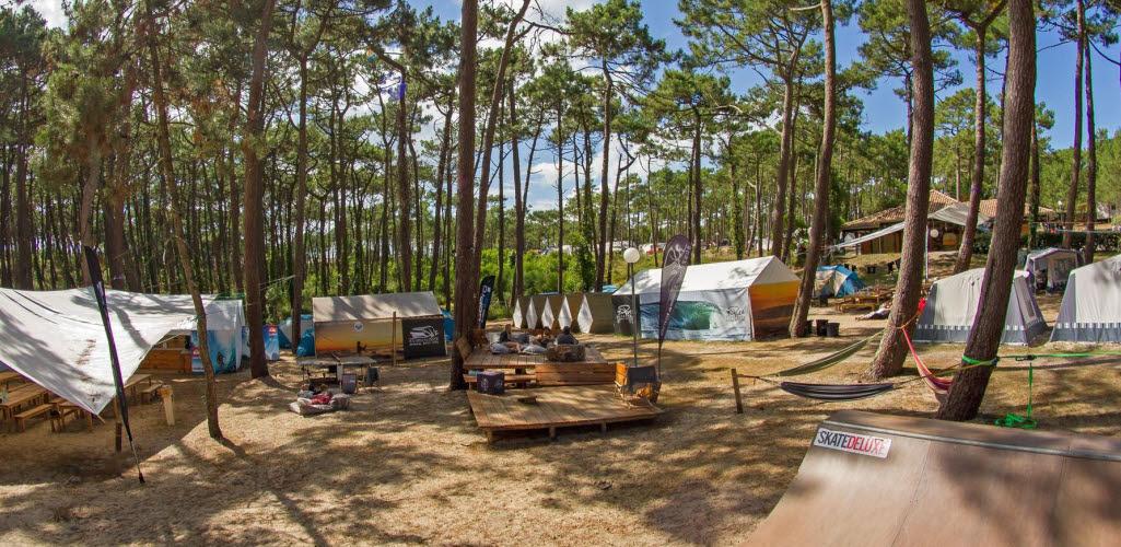 Surfcamp St. Girons Frankreich